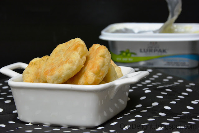 עוגיות גבינה מלוחות Cheese cookies