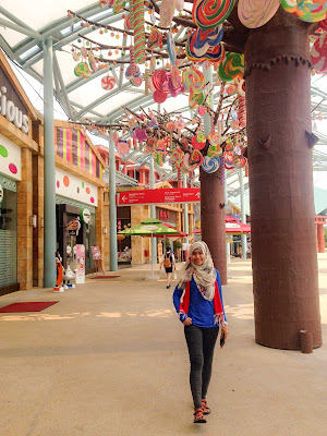 Backpacker ke Singapura