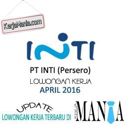 Lowongan Kerja PT Industri Telekomunikasi Indonesia (Persero)
