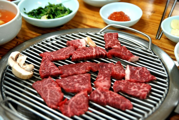 Korean Barbeque