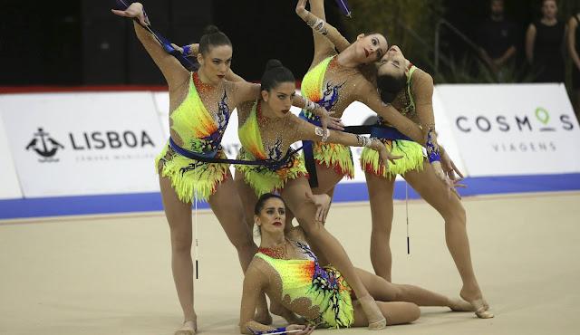 Oysho vestirá a la Gimnasia Rítmica en Río