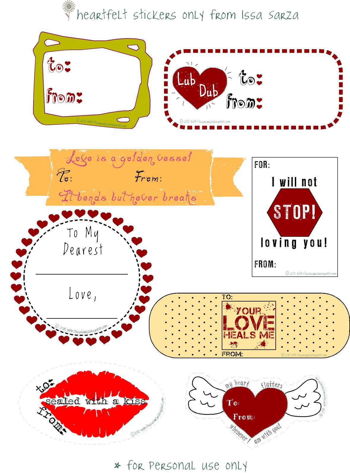 Imagenes De San Valentin Para Imprimir Gratis