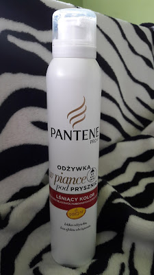 Pantene Pro-V  Lekka odżywka w piance pod prysznic