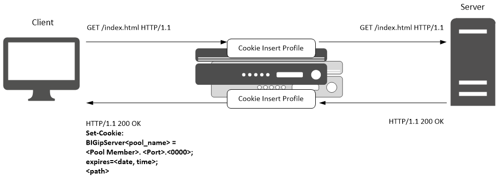 Devious Networks: BIG-IP Profiles - Cookie Persistence
