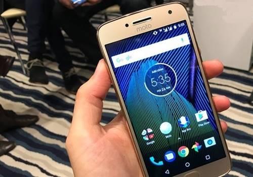 Moto G5 tem preço entre o Moto G4 Play e Moto G4