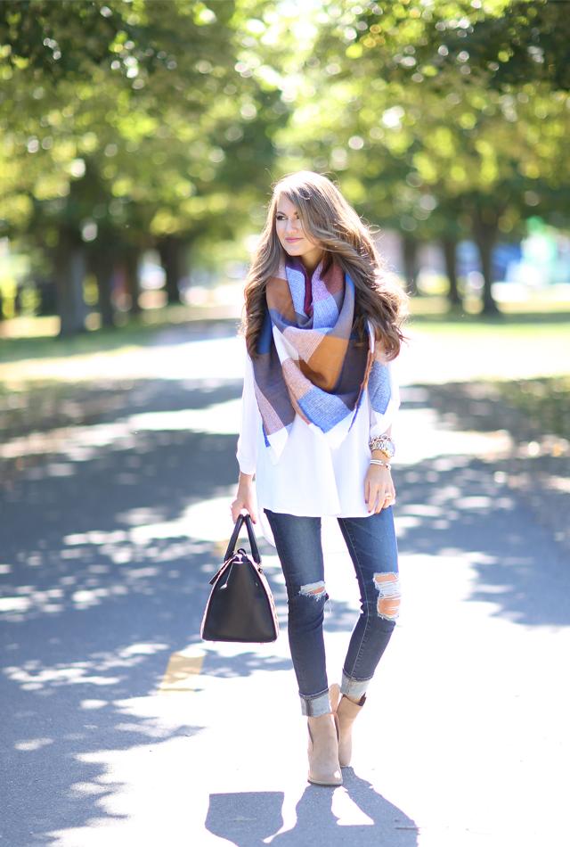 Fall outfit idea