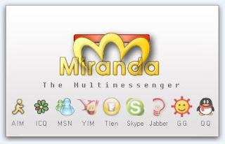 برنامج, التراسل, والشات, والمحادثات, ميرندا, Miranda, اخر, اصدار