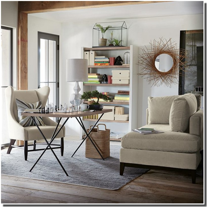 Nassima Home Salon Anglais Moderne