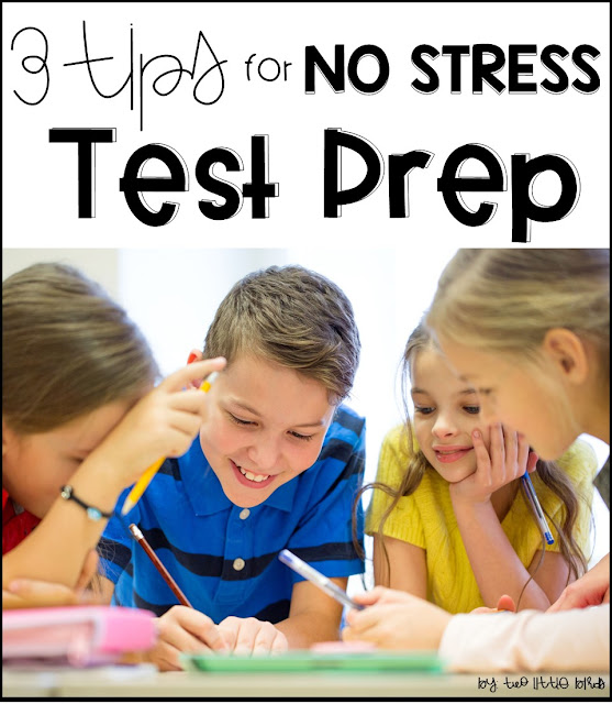 3 Tips for No Stress Test Prep