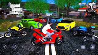 تحميل لعبة GTA V معدلة مود GTA SAN للاندرويد بحجم 600 ميجا فقط !! | GTA 5 ANDROID