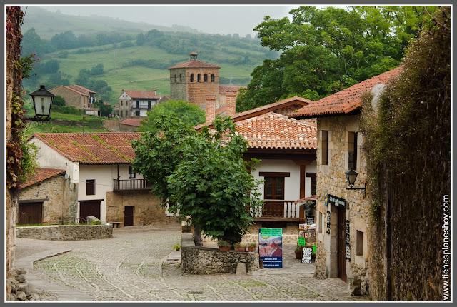 Santillana del Mar pueblos de interior con encanto Cantabria