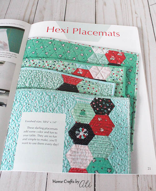 Learn to English Paper Piece sewing book by Carolina Moore