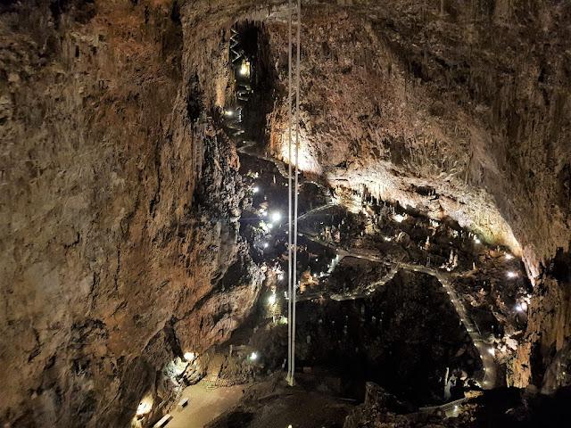 grotta gigante friuli venezia giulia