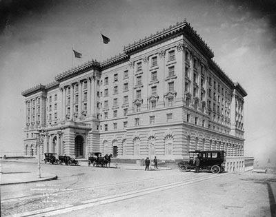 San Francisco A History The Fairmont 1906 1947