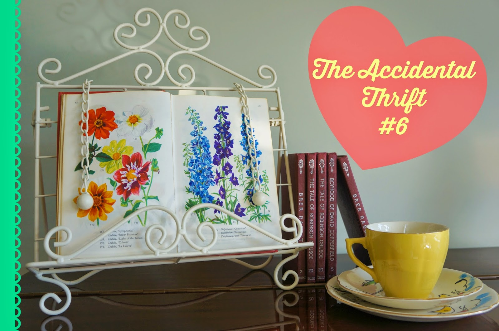 THE ACCIDENTAL THRIFT #6 :: COME SATURDAY