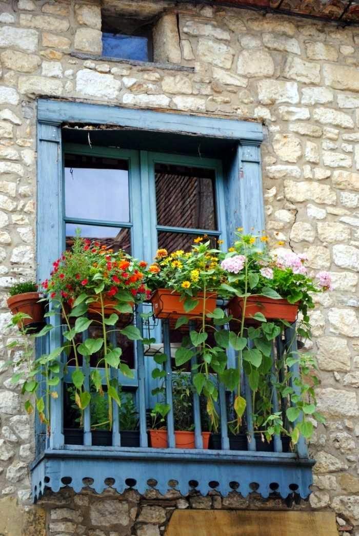 French Balcony Ideas Modern