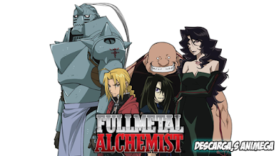Fullmetal Alchemist Manga Servidor: Mega/Mediafire