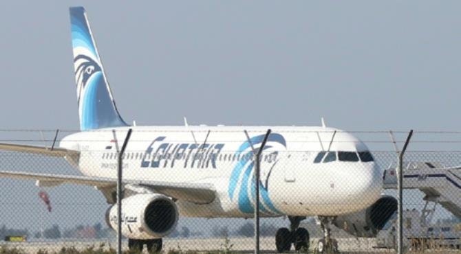 Traces of explosives have been detected on remains of victims of an EgyptAir plane crash last May that killed all 66 people on board, the aviation ministry announced