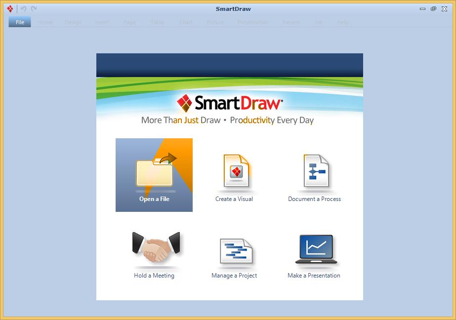 SmartDraw 2013