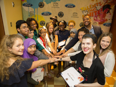 Ford Awards $20,000 in Scholarships to Essay Contest Winners
