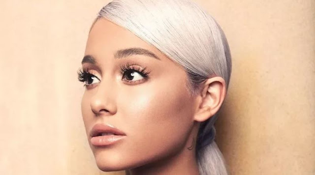 Ariana Grande Finally Takes a Risk, on Sweetener