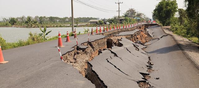 ما الذي يسبب الزلازل