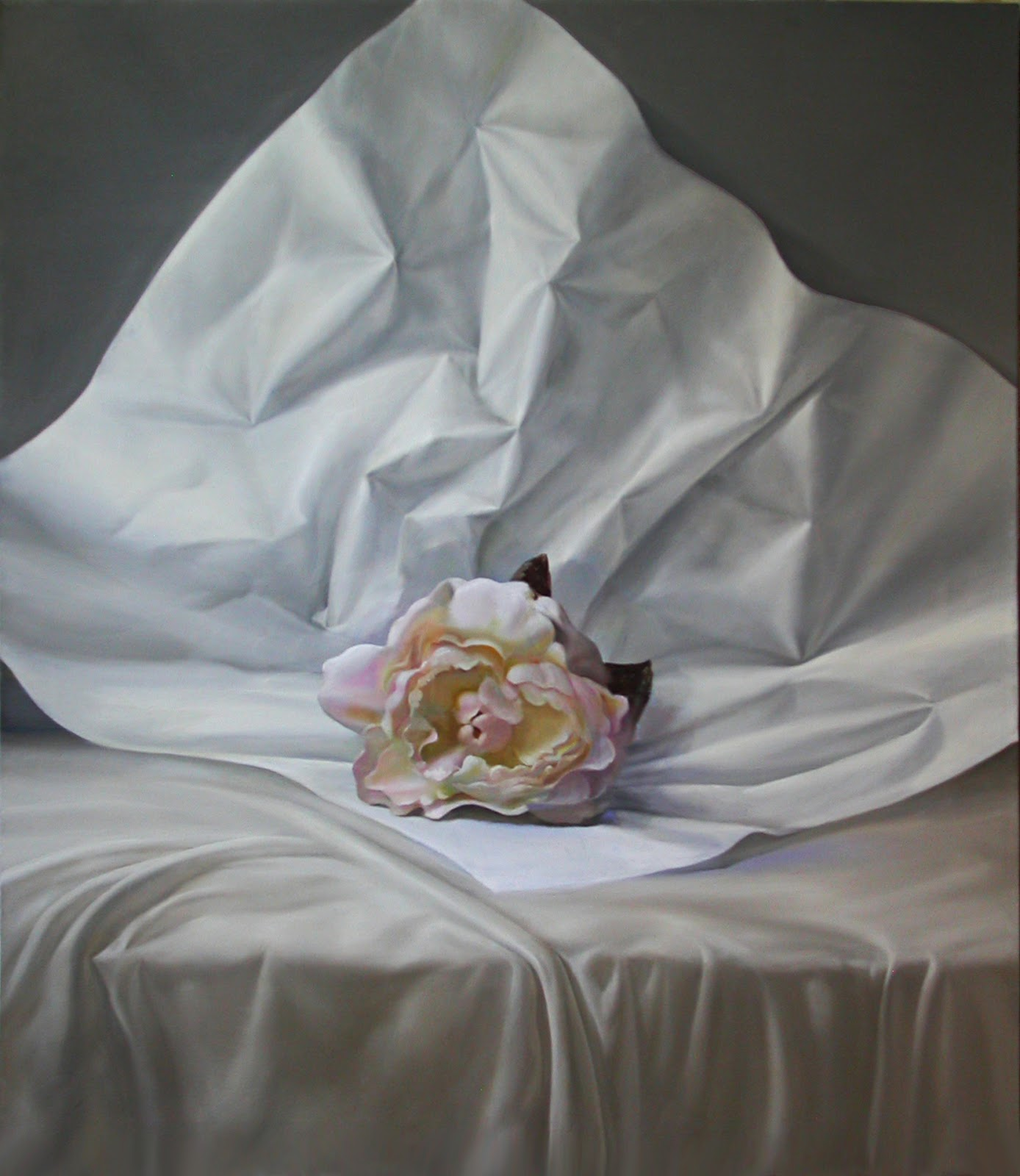 Oil Paintings By Elaine Kurie