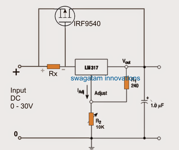 Adding an Outboard Mosfet Current Booster