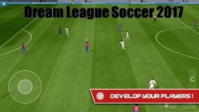 Dream League Soccer 2017 v4.10 Apk Update Team Data,Logo,Kit + Kumpulan DLS Mod Terbaru + Liga Gojek Traveloka Indonesia