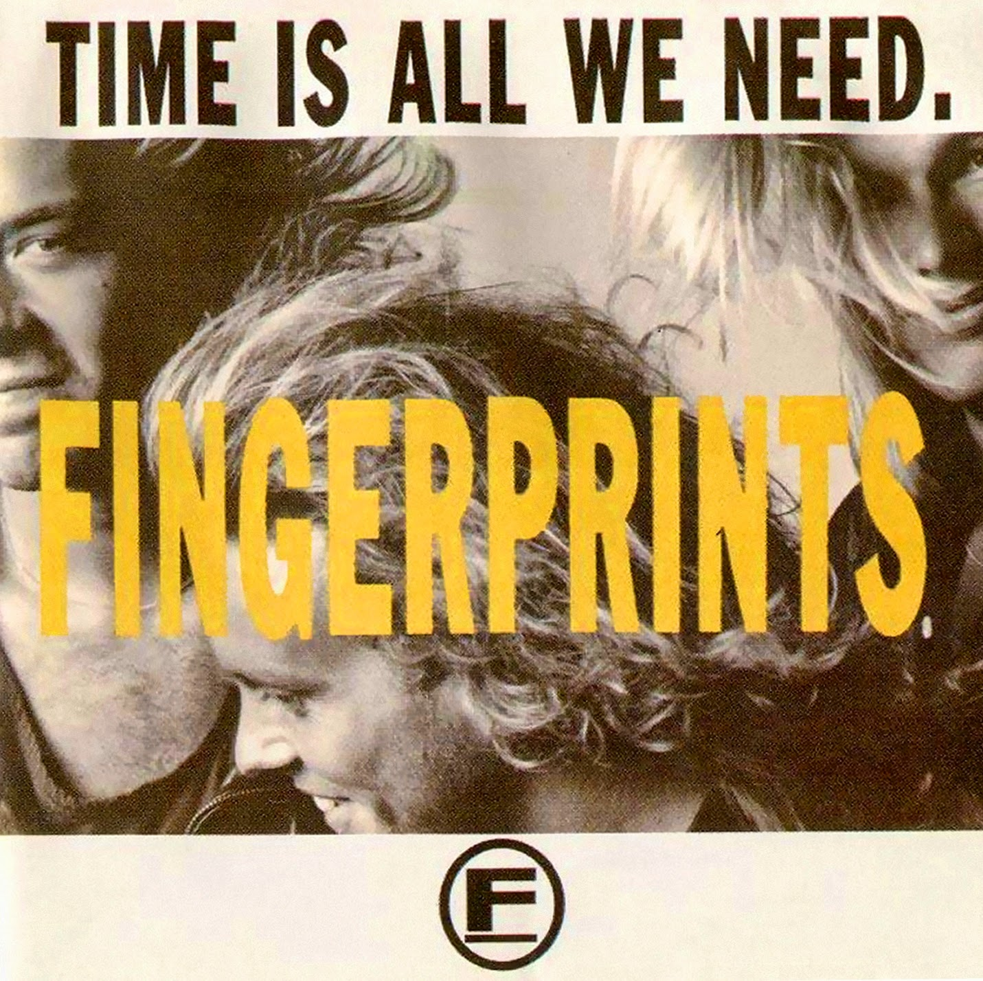 Fingerprints Time is all we need 1989 aor melodic rock music blogspot full albums bands