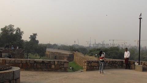 Old Fort Delhi India 927