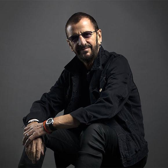L'ancien Beatle Ringo Starr distingué par la reine Elizabeth II