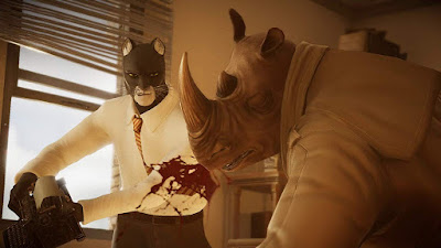 Blacksad Under The Skin Game Screenshot 2
