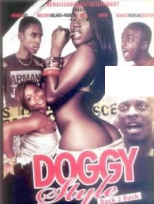 African Porn Movies - Soft Porn in Ghollywood