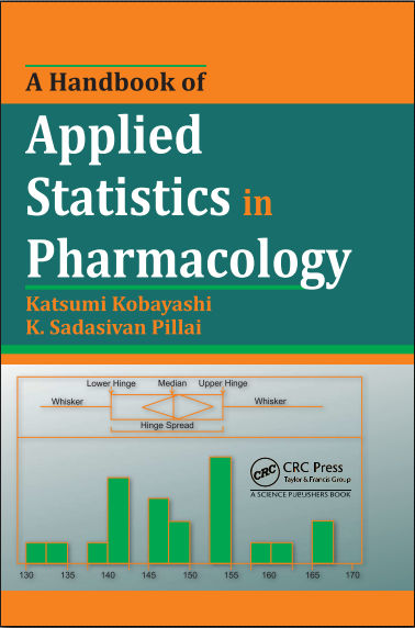 A Handbook of Applied Statistics in Pharmacology 1st Edition [PDF]