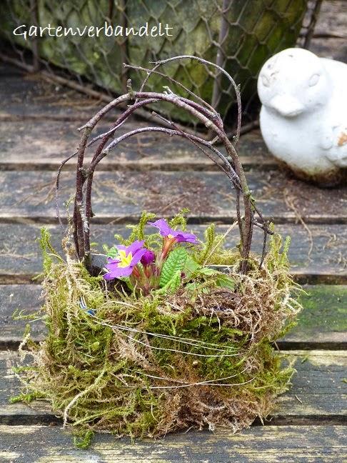 Gartenverbandelt Noch Ein Bisschen Osterdeko Für Den Garten