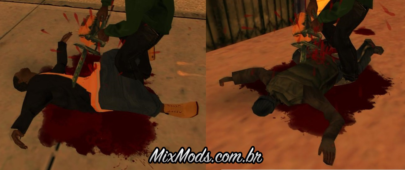 Project Overhaul - Particles and Effects -   MixMods   Mods para GTA