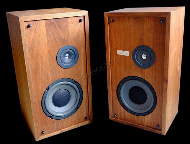 stereonomono - Hi Fi Compendium: Altec Lansing Model One II