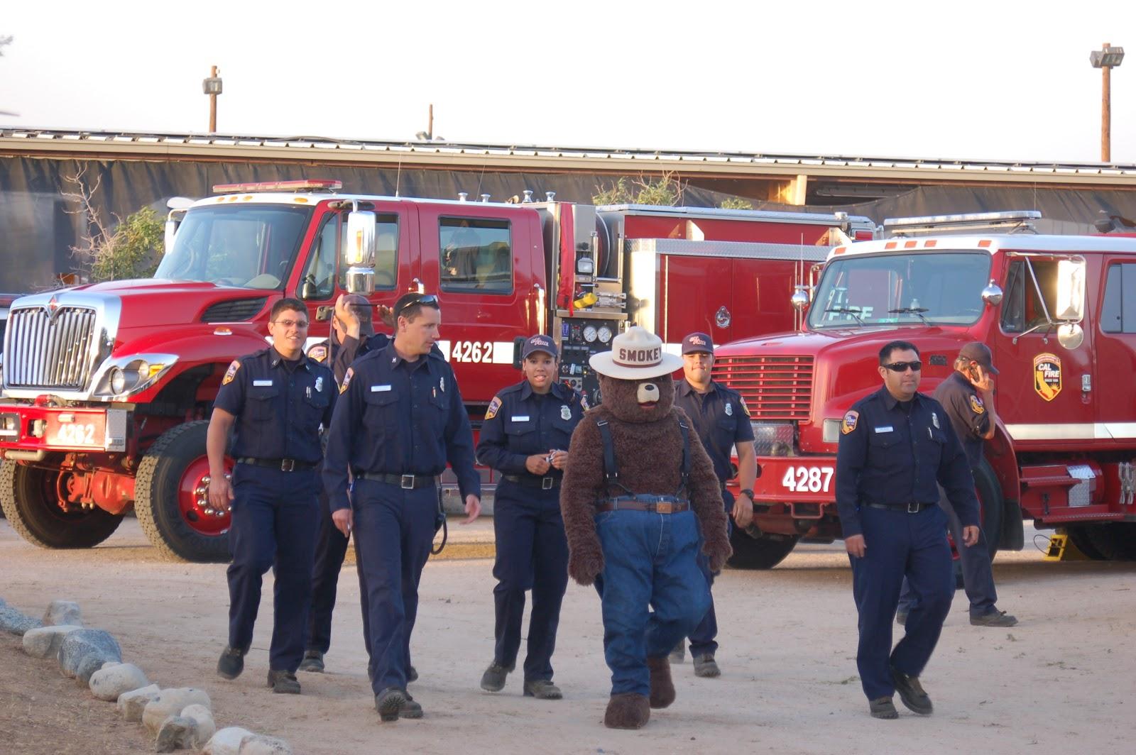 CAL FIRE Inyo-Mono-San Bernardino Unit: May 2013