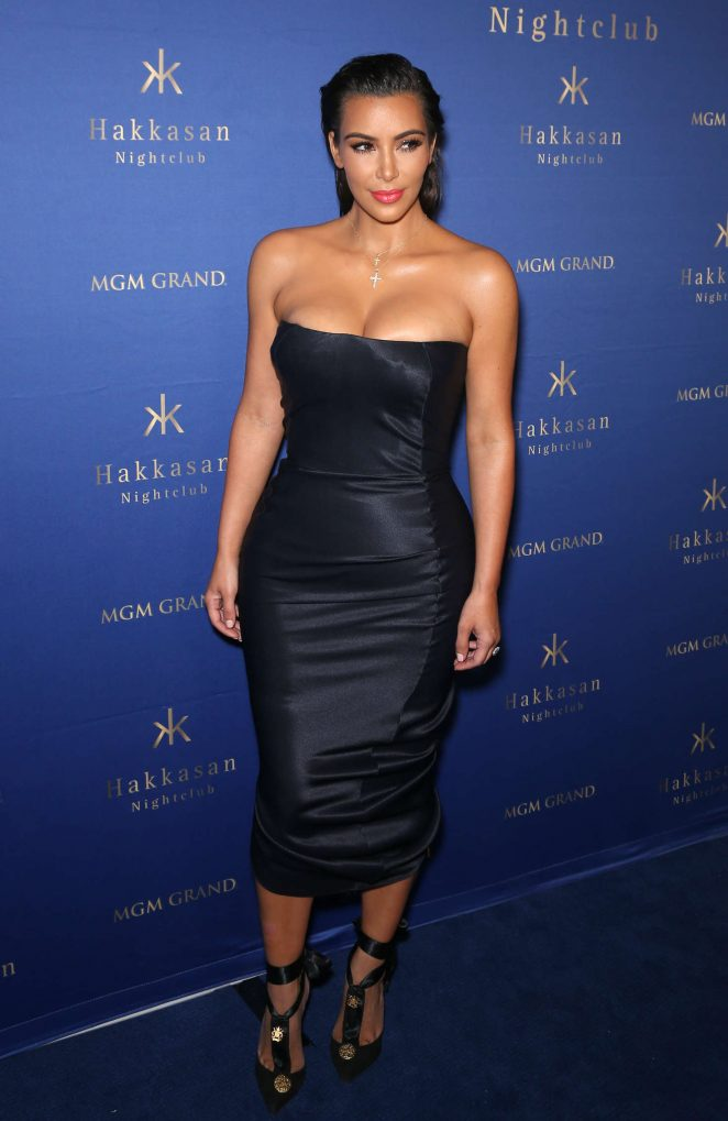 Kim Kardashian – Hakkasan Las Vegas Nightclub in Las Vegas