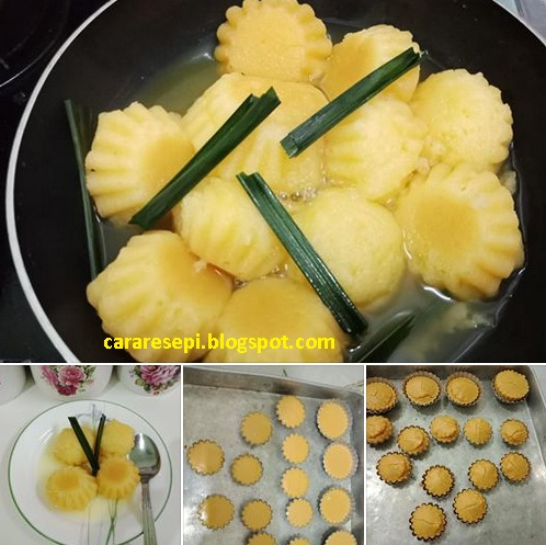 Resepi Nekbat Terengganu Cara Masak Sedap Simple Mudah Asli Original Tradisional