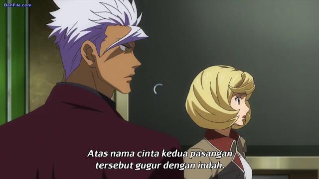 Kidou Senshi Gundam: Tekketsu no Orphans S2 16 Subtitle Indonesia