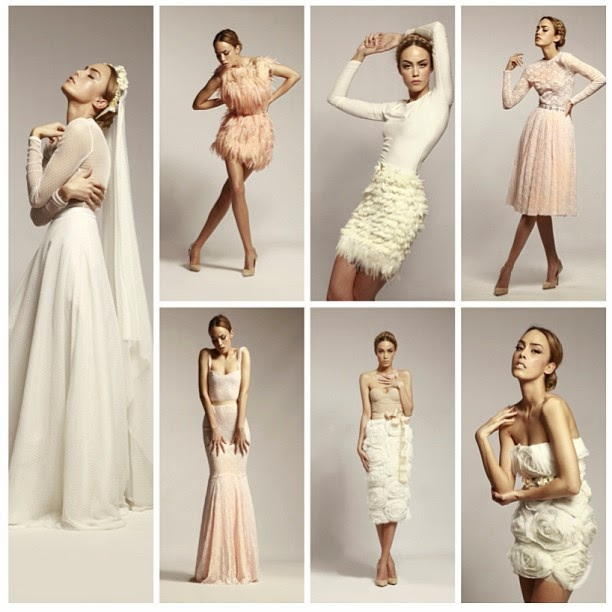 Mihano Momosa`s Spring Collection 2013