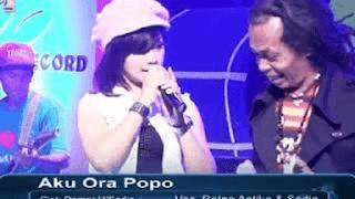 Lirik Lagu Aku Ora Popo - Ratna Antika feat Sodiq