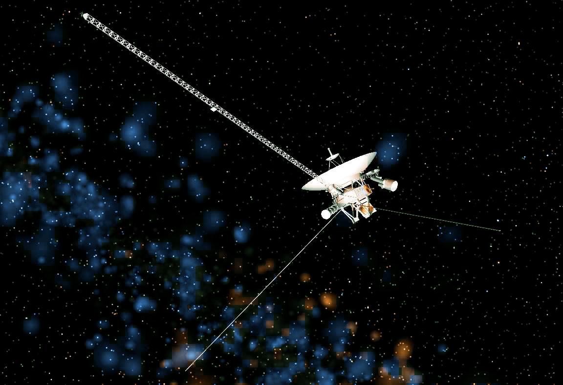 voyager spacecraft computer - photo #38