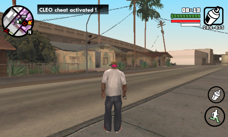 Gta san andreas cleo cheats download for android | GTA