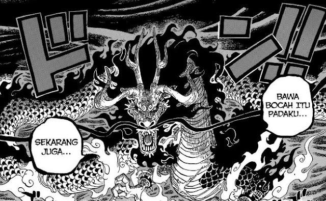 One Piece 922: Kekacauan di Negeri Wano Dimulai!