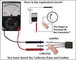 Basis, Emitor dan Kolektor Transistor