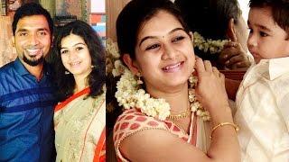 Vijay Tv Serial Actress Monika Family Photos – Deivam Thandha Veedu – Kalpana