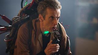 Doctor Who The Caretaker